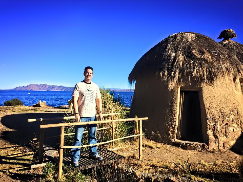 Lake Titicaca, Bolivia - 2015