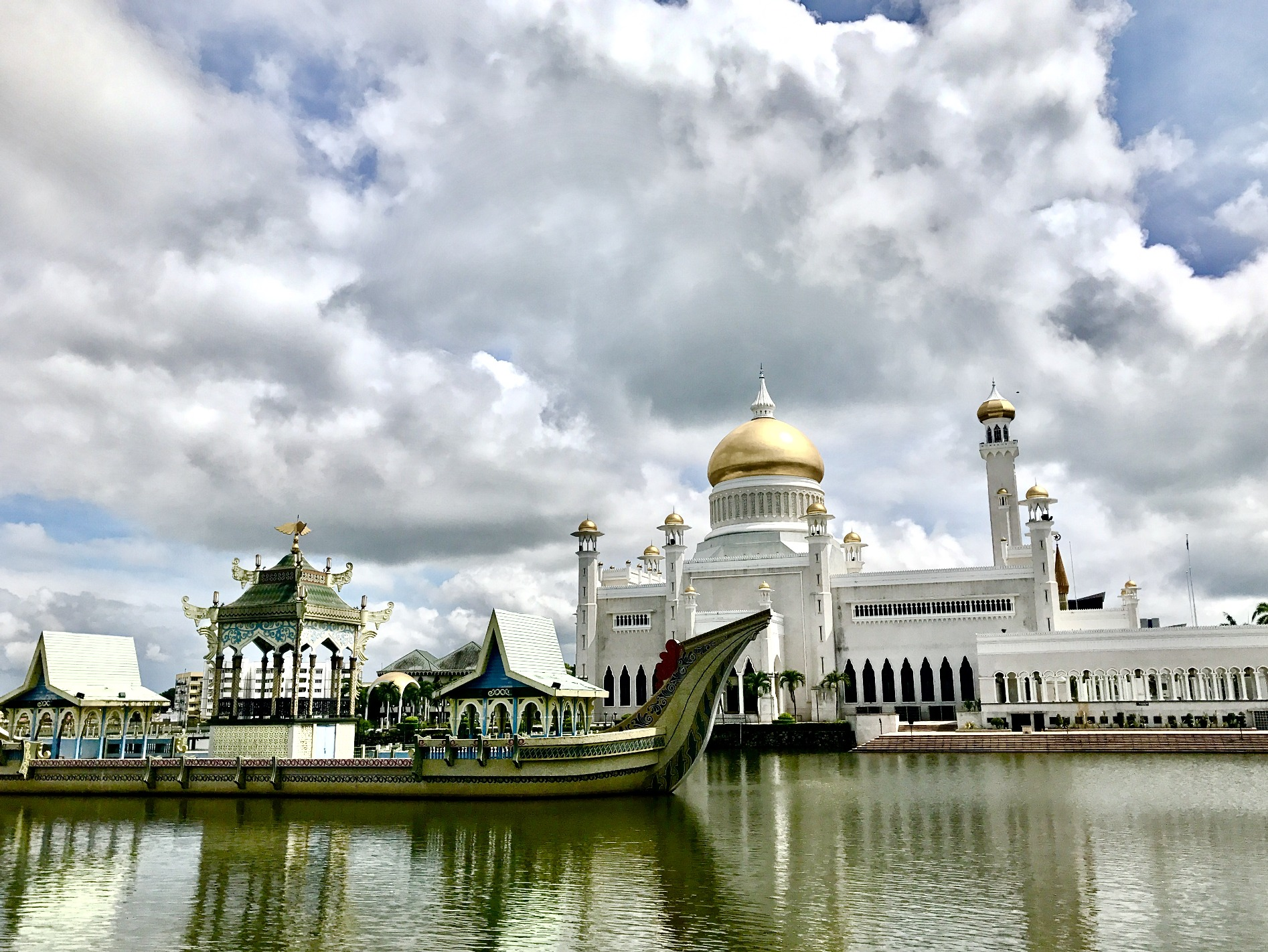 Brunei Darussalam – Ramblin' Randy