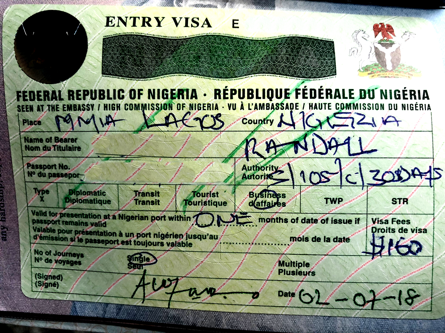 All The Signs I Shouldn't Go to Nigeria…and Why I did Anyway