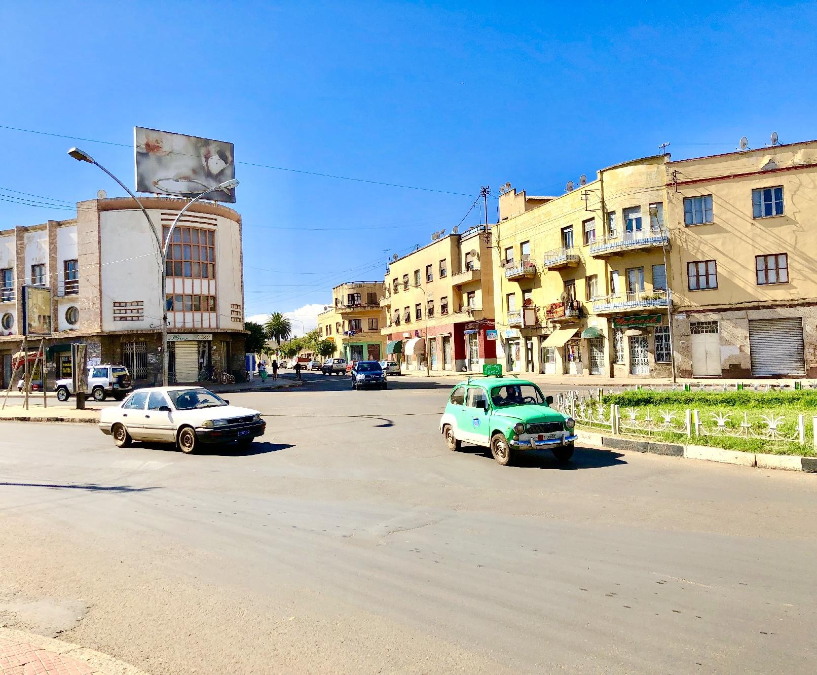 Exploring Eritrea – Ramblin' Randy