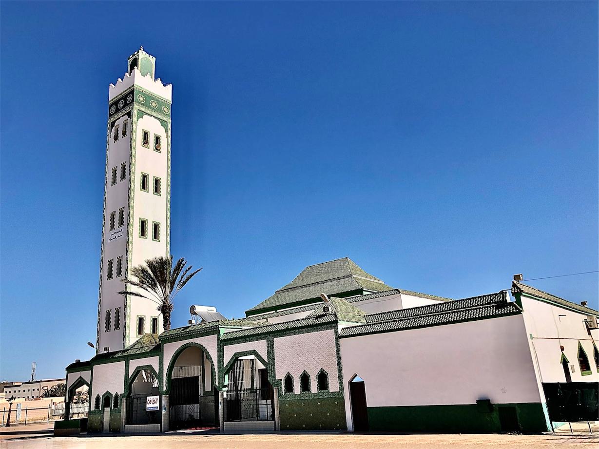 Eddarham Mosque.